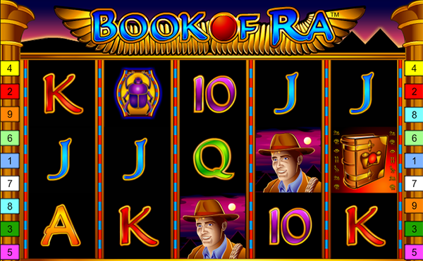 giochi gratis slot machine book of ra