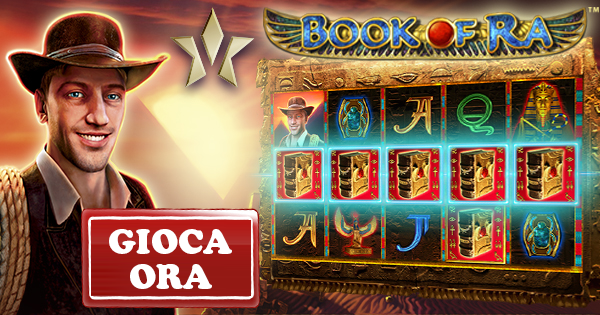 giochi slot gratis book of ra