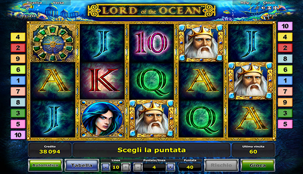 Lord of the Ocean Gratis Online