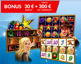 Starvegas - 30 EURO Gratis