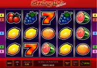Sizzling Hot Deluxe Game