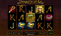 Slot Machine Dynasty of Ra