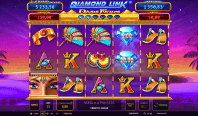 VLT Online Slot Oasis Riches