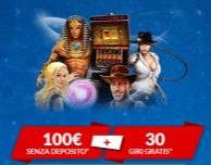 Starvegas - 100 EURO Gratis